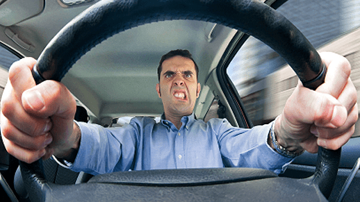Aggressive Driver
