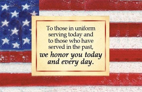Veterans Day Copy